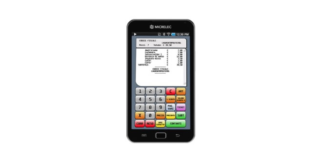 L'applicazione mobile di Visual Retail è una moderna App Android progettata per la gestione completa del ristorante, con tutte le funzioni utili ad ottimizzare il lavoro del personale di sala.