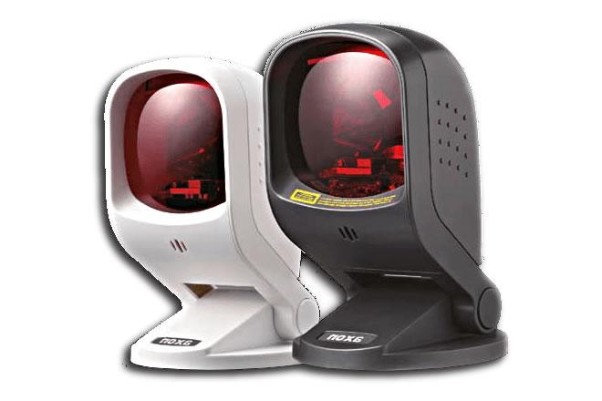 Elegante e funzionale, lo scanner barcode da banco a presentazione Axon CS6000 è stato progettato per aumentare la produttività del Punto Vendita.