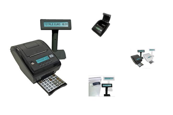 La nuova stampante fiscale Axon Hydra SF20 serie dal design innovativo, compatta e versatile si pone ai vertici della categoria grazie ad una velocità di stampa fino a 250 mm/sec, tastiera slide integrata, pannello operatore con tasti funzione e visore cliente selezionabile.