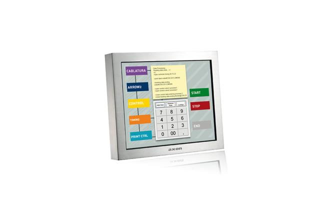 Axon POS7900 Panel rappresenta una famiglia di terminali POS all-in-one con struttura in metallo, ideali per ambienti industriali o per applicazioni in contesti dove la robustezza e la resistenza sono fondamentali.