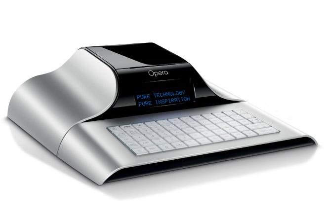 Il registratore di cassa Emotiq Opera è un'esperienza. Un'esperienza d'uso ai massimi livelli che rende semplice e intuitivo l'approccio alla macchina e che dura nel tempo.