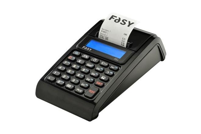 Il registratore di cassa per commercio ambulante Fasy MIA è il nuovo prodotto portatile e ultra-compatto che introduce la nuova tecnologia a basso consumo sviluppata da Fasy, ideale per i prodotti a batteria interna.