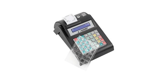 Il registratore di cassa per commercio ambulante Italiana Macchi A1500 è caratterizzato dalle linee moderne ed estremamente funzionali dotato di giornale di fondo elettronico e batteria.
