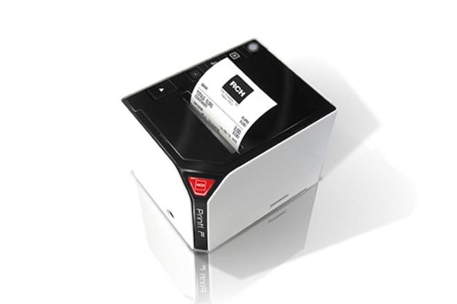La stampante fiscale RCH PrintF si integra facilmente nel punto venditaesistente, grazie alle interfacce seriale, USB ed Ethernet e ai molteplici protocolli di comunicazione.