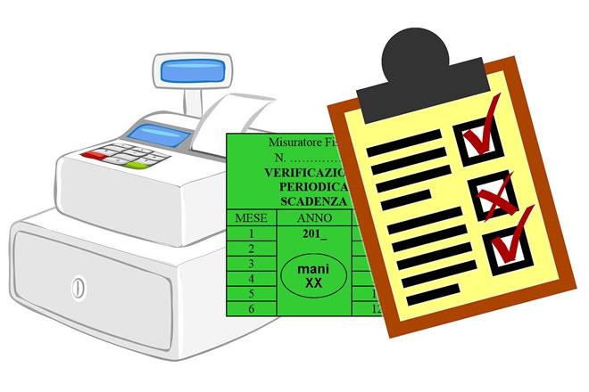 La nostra azienda si occupa di Verifica Periodica su registratori di cassa e stampanti fiscali.