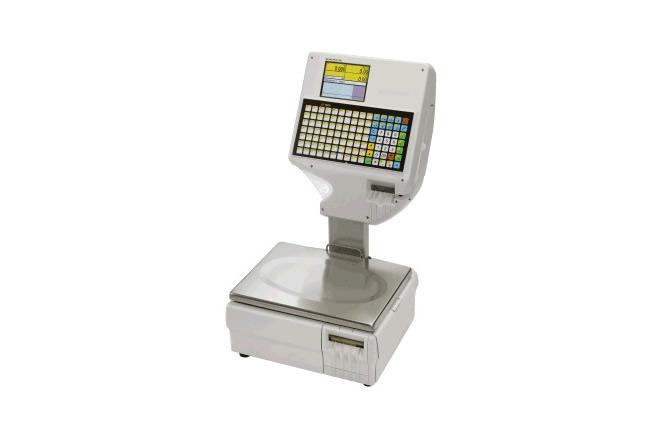 Italiana Macchi I'M Smart monta una stampante di elevata qualità in grado di stampare carta continua per la stampa di scontrini, carta continua adesiva ed etichette.