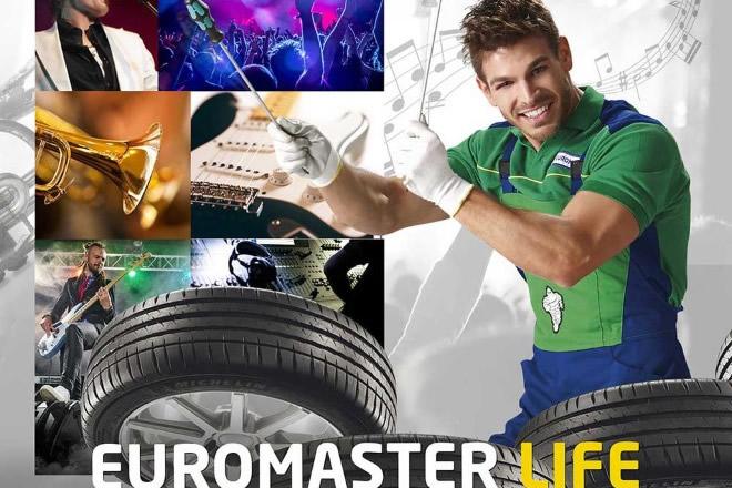 Oggi parliamo di Euromaster Life, realtà che ha messo on line il nuovo sito il 14 Novembre insieme alla fan page ufficiale di Facebook con degli obiettivi ben precisi: raccontare al mondo giovane, ed ai giovani, delle realtà.