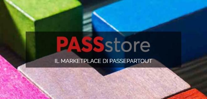Proprio a tal proposito, la società Passepartout, per dare possibilità di espandere anche il core business dei propri partner, ha messo a disposizione il marketplace PassStore, che viene identificata come una piattaforma di e-commerce basata sui software.