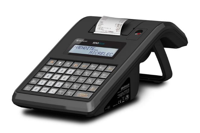 Rivoluzionario misuratore fiscale EDOPlus dal design innovativo ed accattivante, il suo punto di forza è la velocità di stampa che raggiunge i 200mm al secondo.