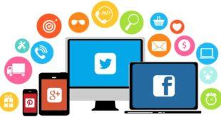Software social per il punto vendita. Immagine da web.