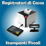 Vendita e assistenza di registratori di cassa, Stampanti Fiscali, cassa per negozio e per grande distribuzione.
