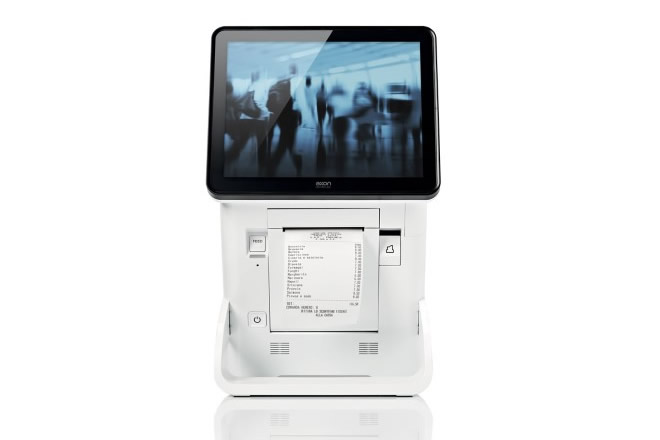 Axon DCR Touch Screen All-In-One
