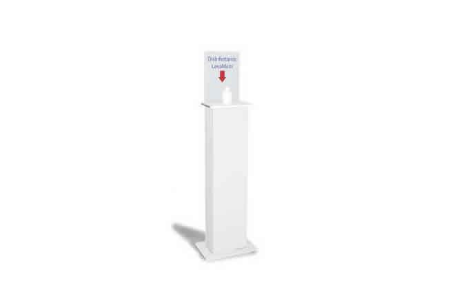 Dispenser Gel Igienizzante