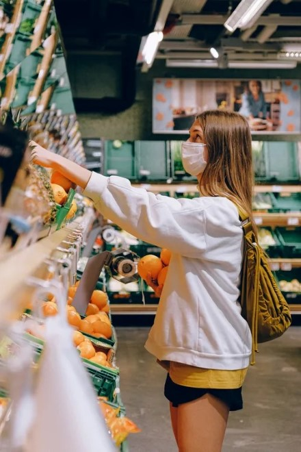 Acquisto in negozio