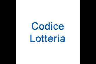 Tasto Codice Lotteria
